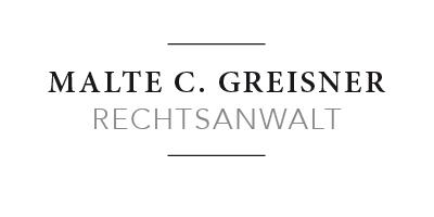 Malte C. Greisner   ·   Rechtsanwalt